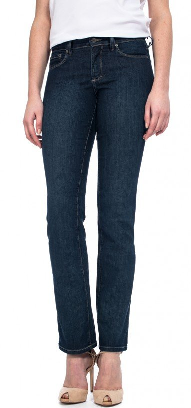 Marilyn Straight in blue lightweight denim