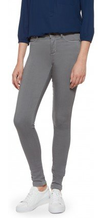 Ami Skinny Legging in grey Luxury Touch Denim