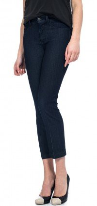 Clarissa Ankle skinny in blue premium denim