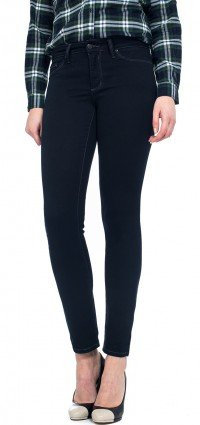 Legging in blue Super Sculpt (Plus)